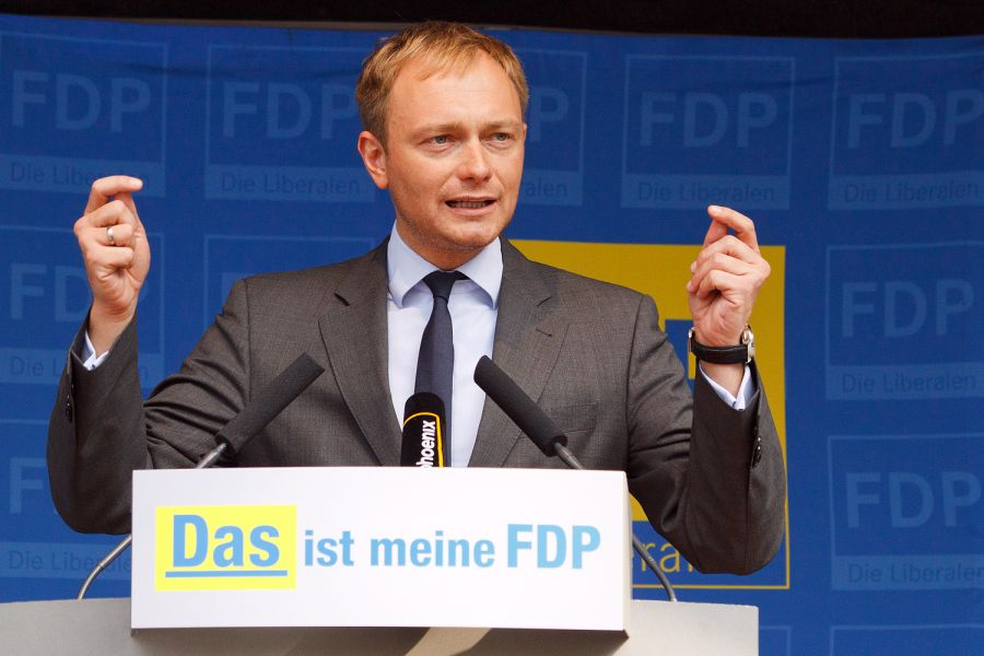 Christian Lindner (FDP)