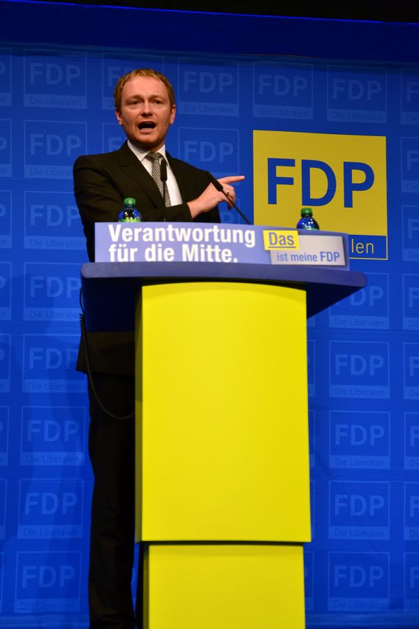Christian Lindner, MdL