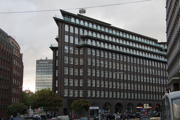 Chilehaus, Hamburg (Foto 9650)
