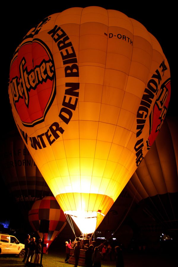 Nightglow, Warsteiner Internationale Montgolfiade (WIM) (Foto 9583)