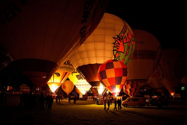 Nightglow, Warsteiner Internationale Montgolfiade (WIM) (Foto 9586)