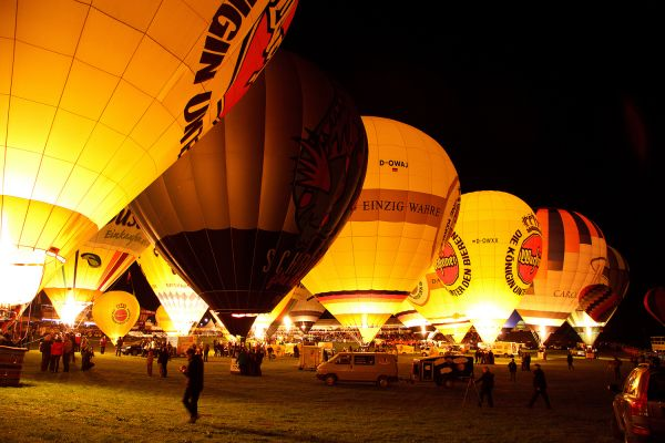 Nightglow, Warsteiner Internationale Montgolfiade (WIM) (Foto 9587)
