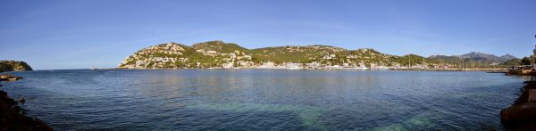Port d'Andratx - Panorama
