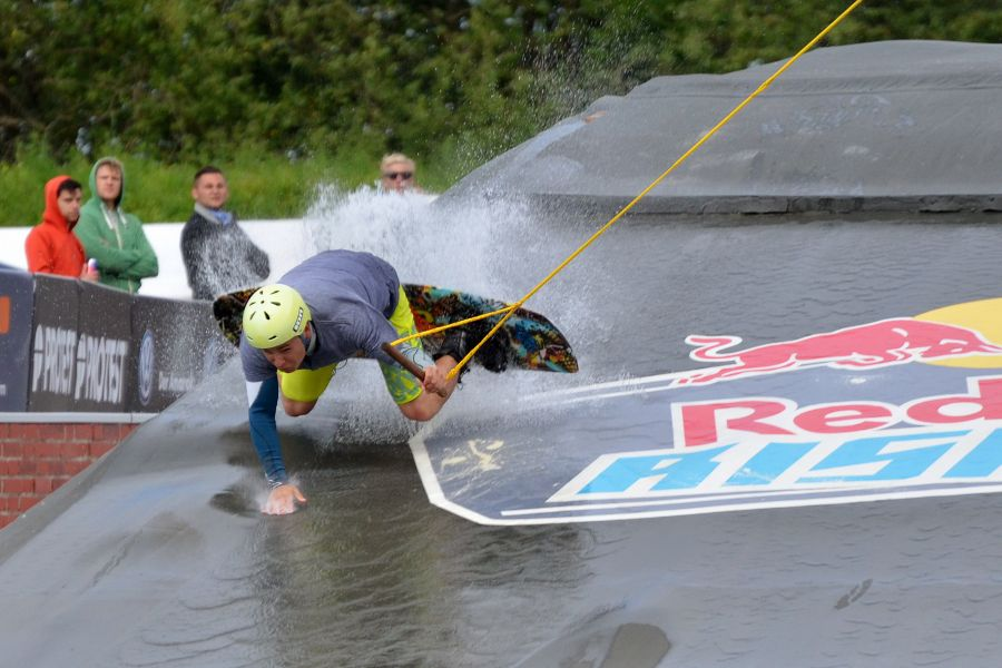 Red Bull Rising High - Wakeboard Event